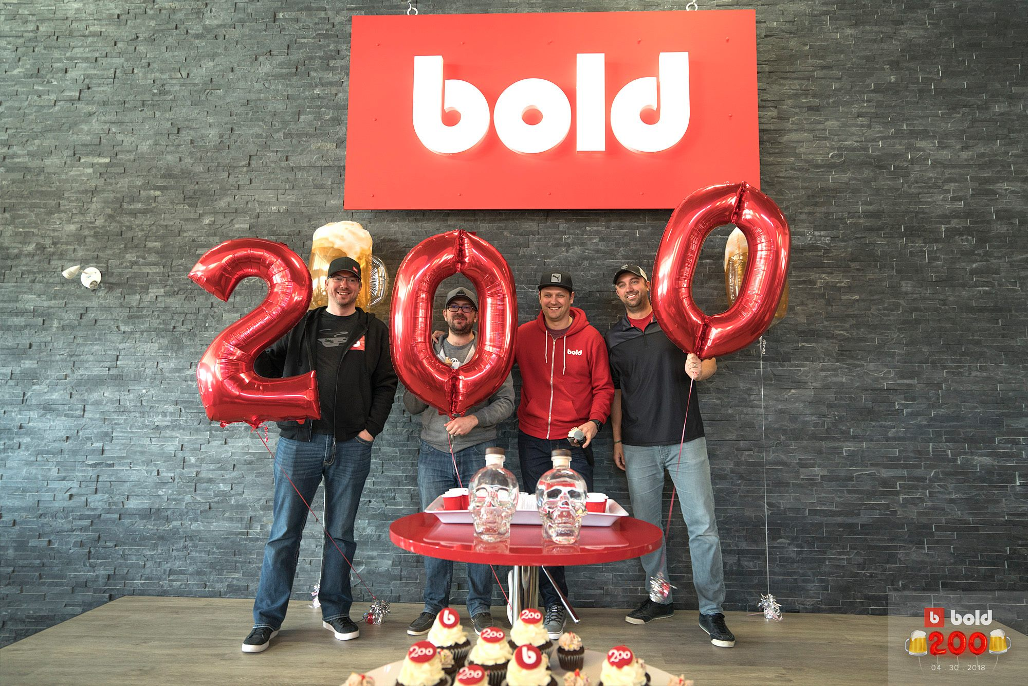 200th employee