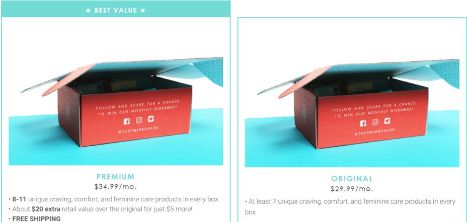 PMS bundle package