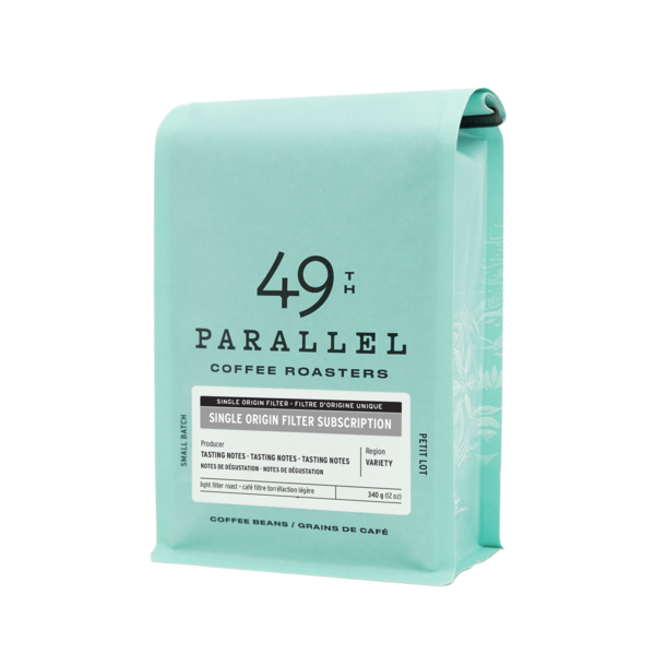 49th Parallel Coffee Subscription