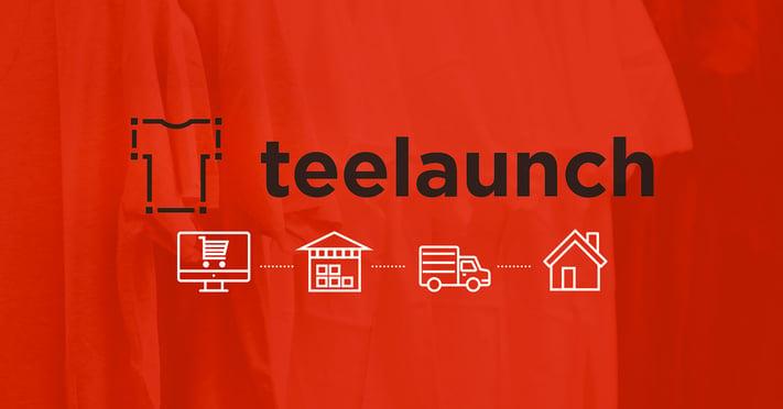 Using teelaunch to run your drop shipping business