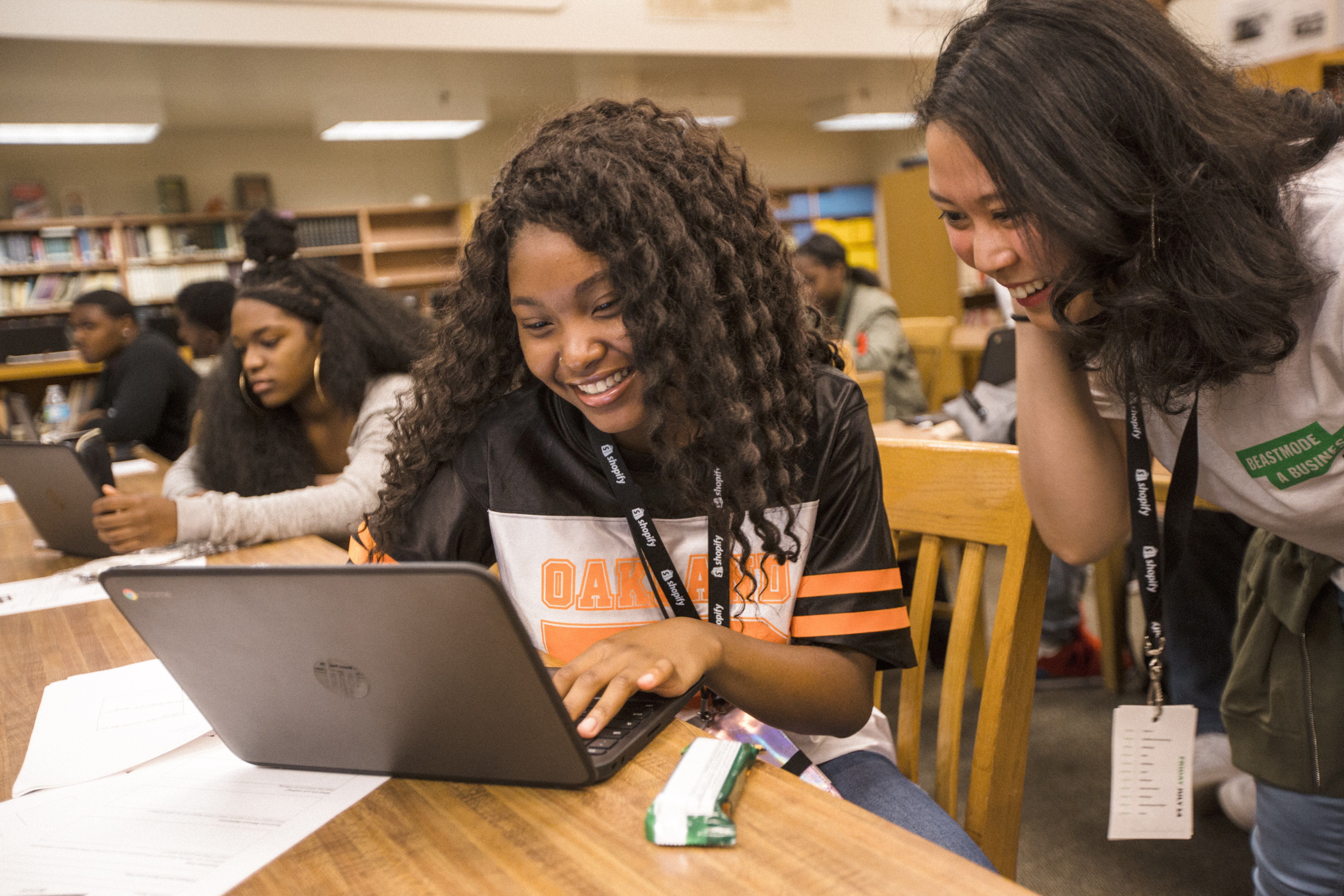 Shopify x BEASTMODE-A-Business - Students at Oakland Tech 2.jpg