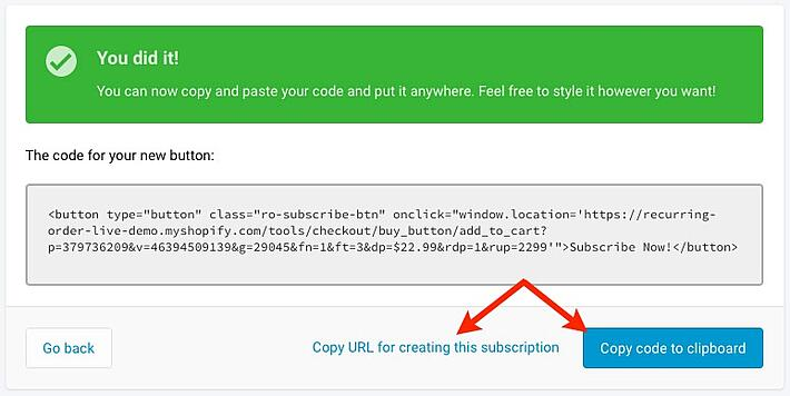 how to reinstall buy button in shopify