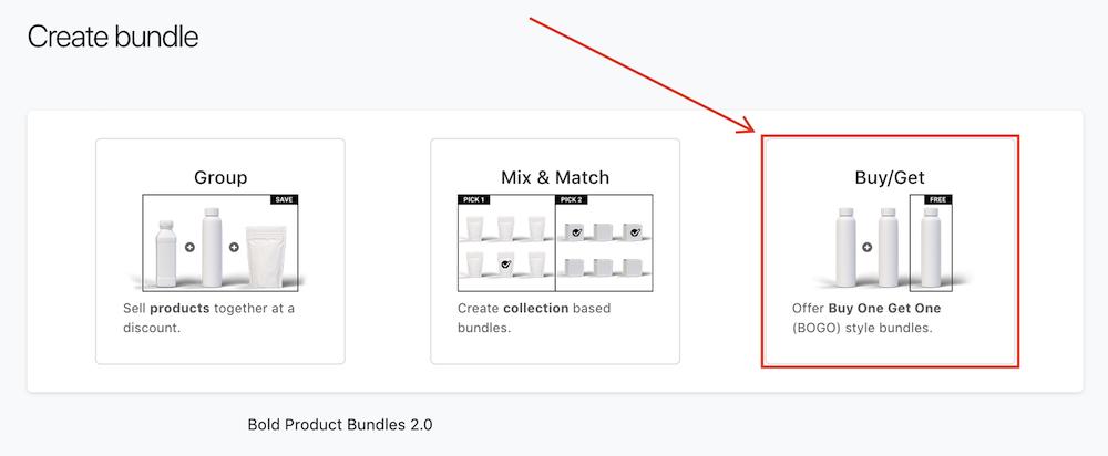 Create Bundle Sales