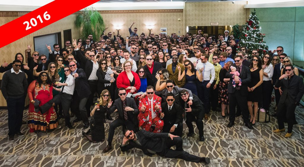 2016 Bold Christmas Party