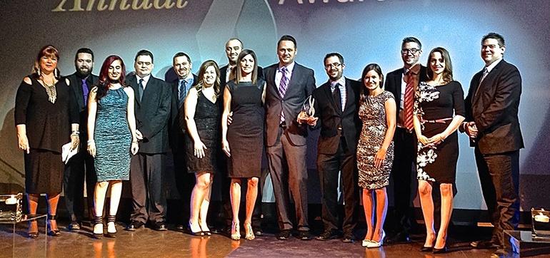 Bold Wins Spirit of Winnipeg Startup Business Award