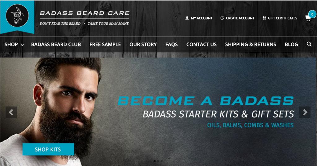 badass beards coupon