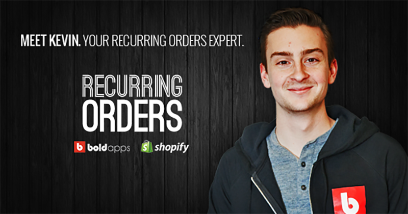 Recurring Orders for Shopify