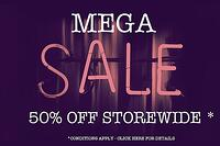 store wide sale