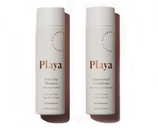 Playa The Mini Shower Essentials Set