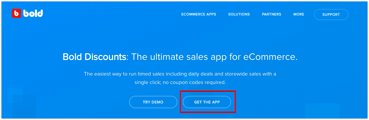 Run discounts and sales without codes