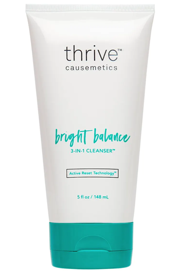 Thrive cosmetics 3-in-1 cleaner