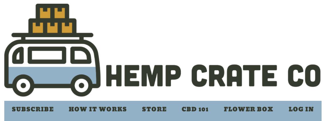 Hemp crate web banner