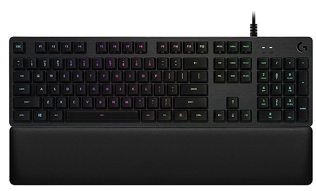 Staples Logitech Gaming Keyboard