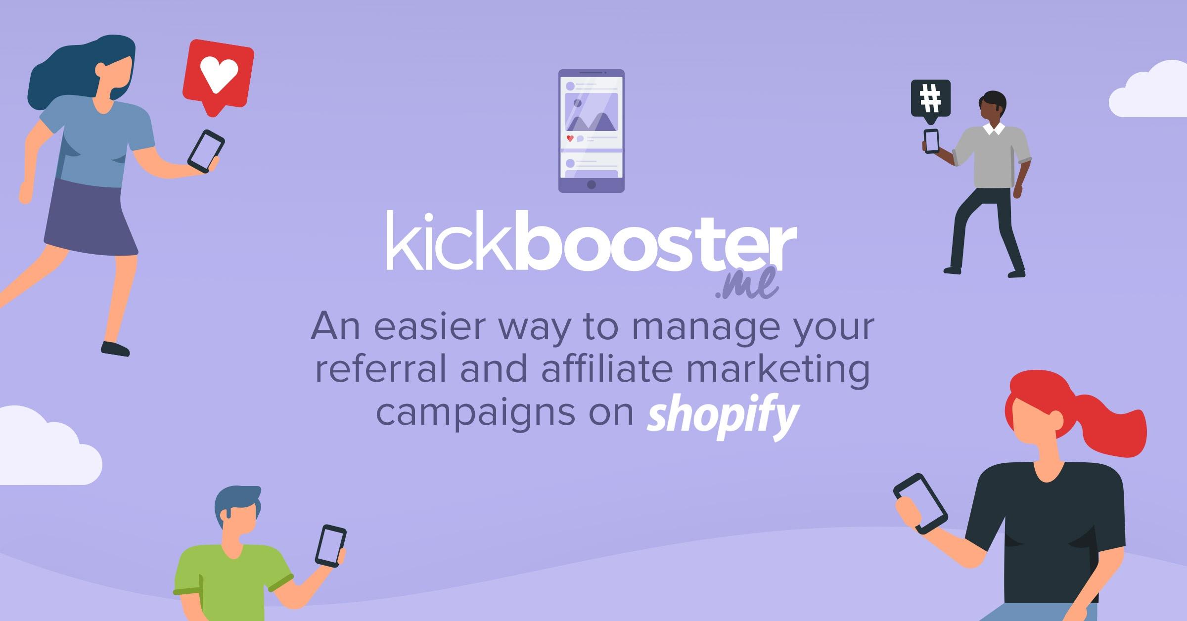 Kickbooster blog banner