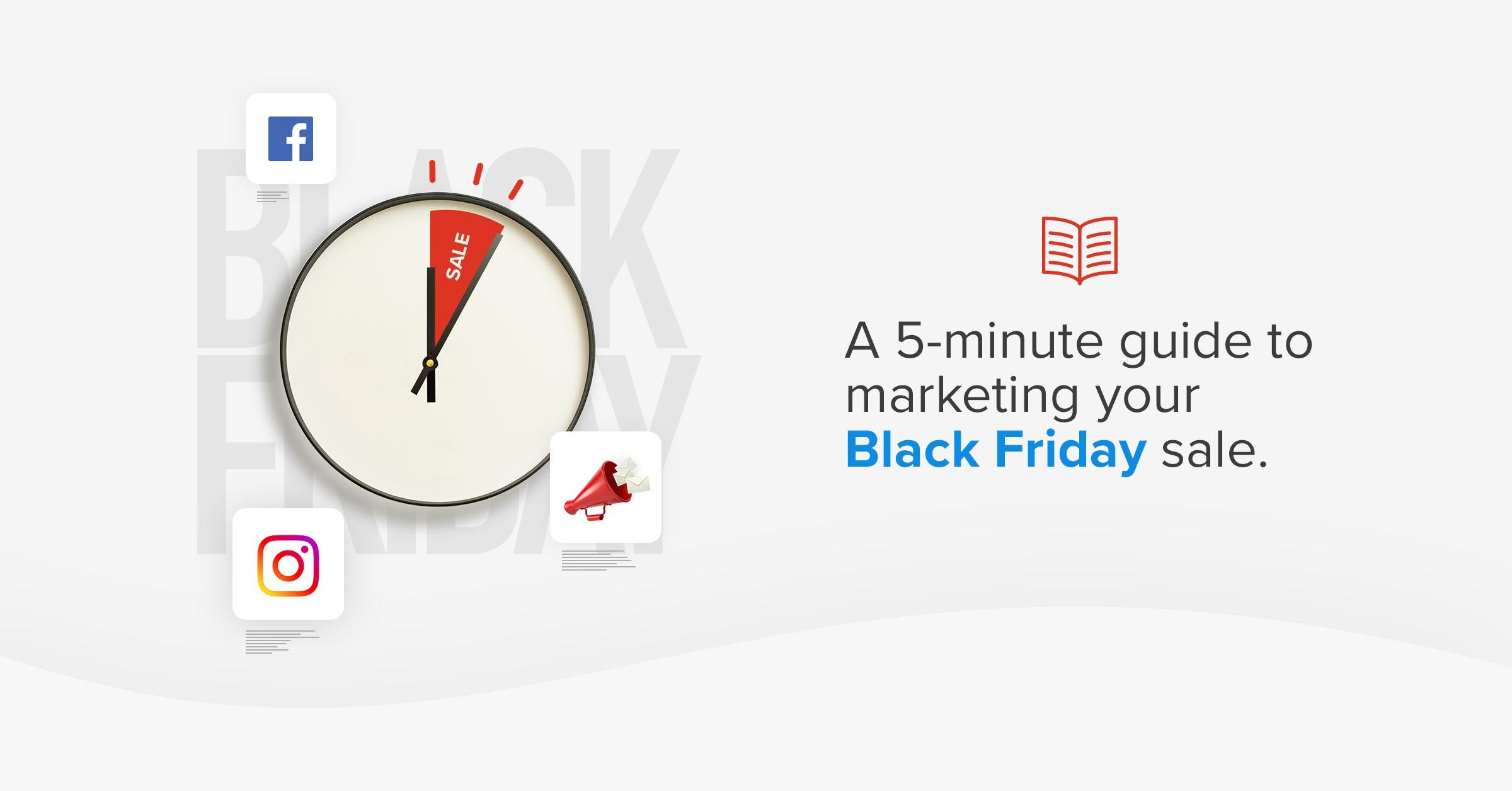 Black Friday marketing guide