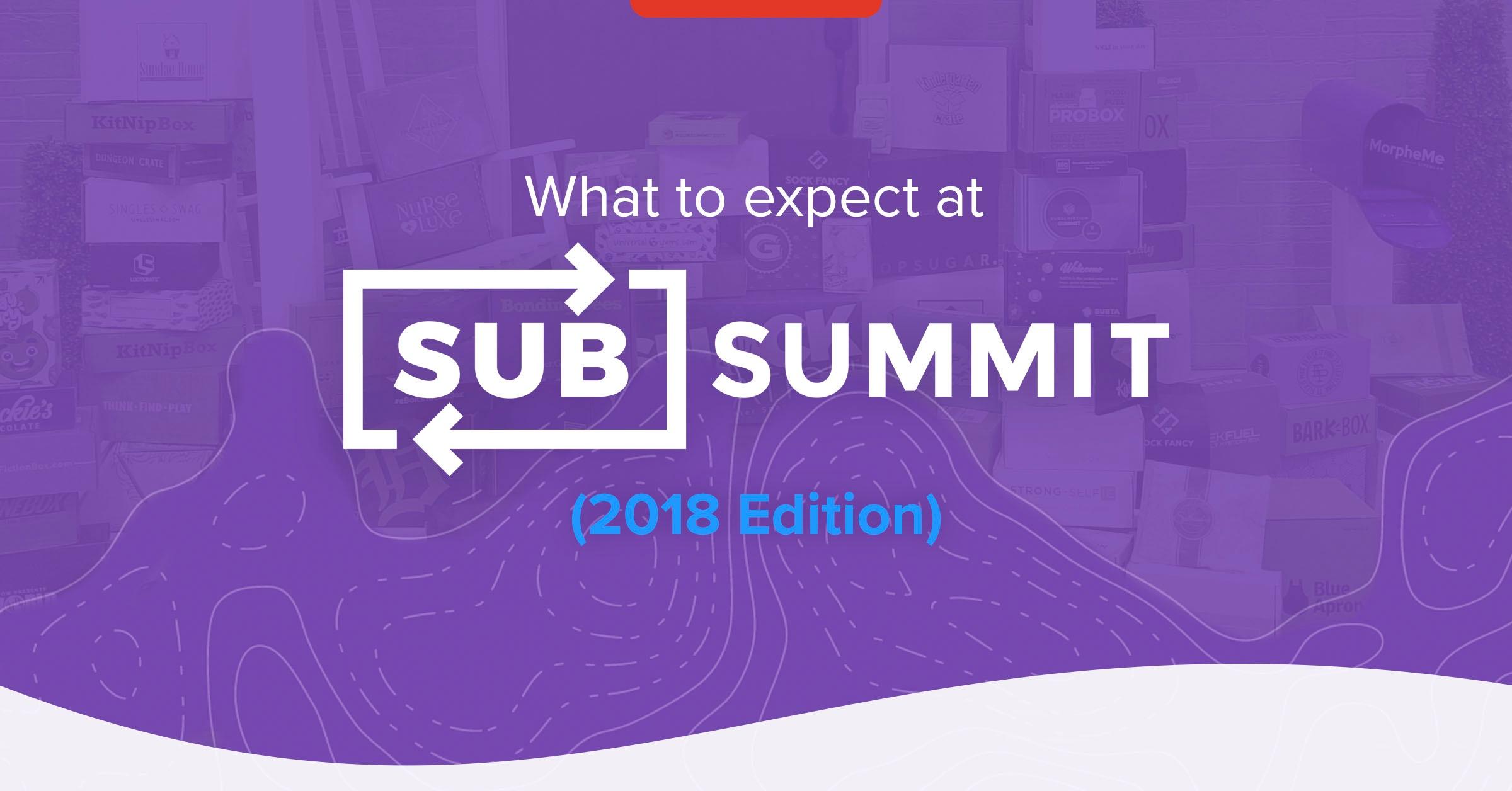 SubSummit 2018