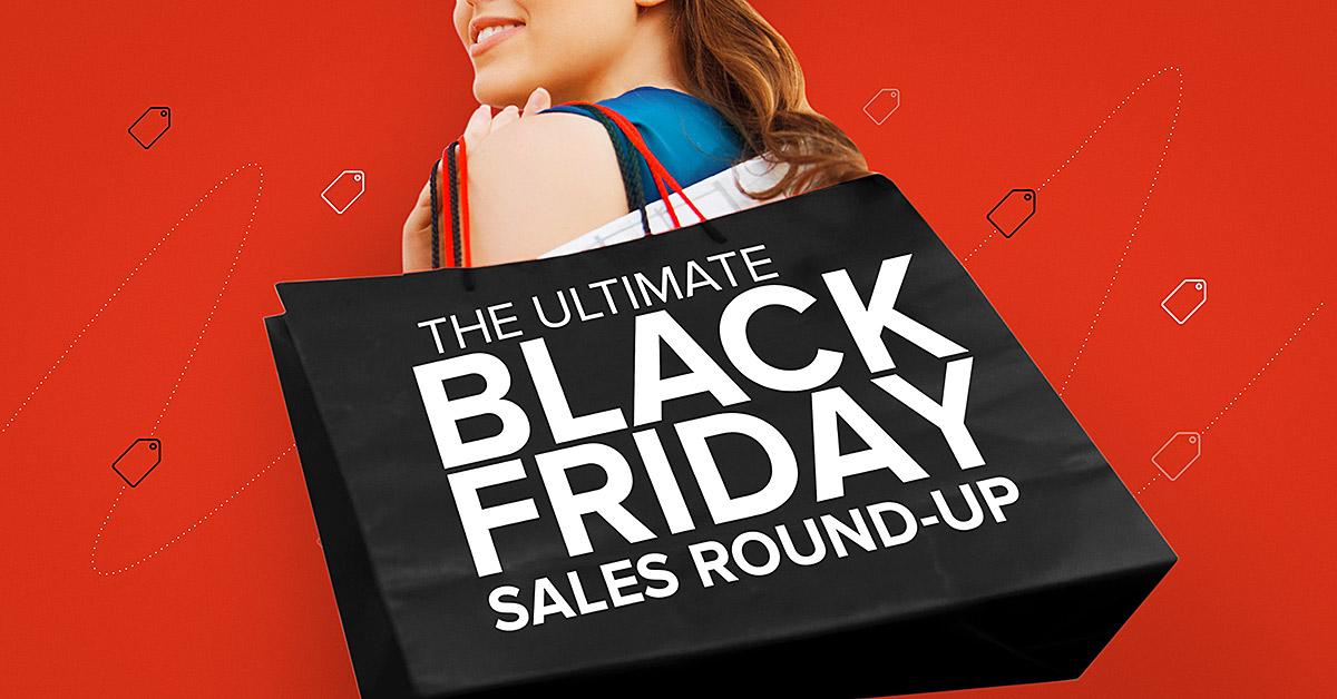 black friday sales round-up