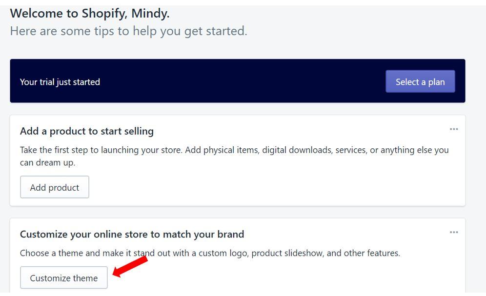 customize-shopify-theme
