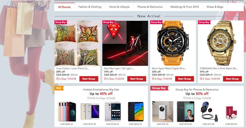 lightinthebox-price-anchoring