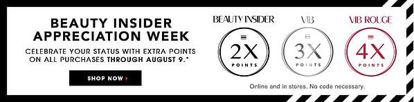 sephora loyalty program