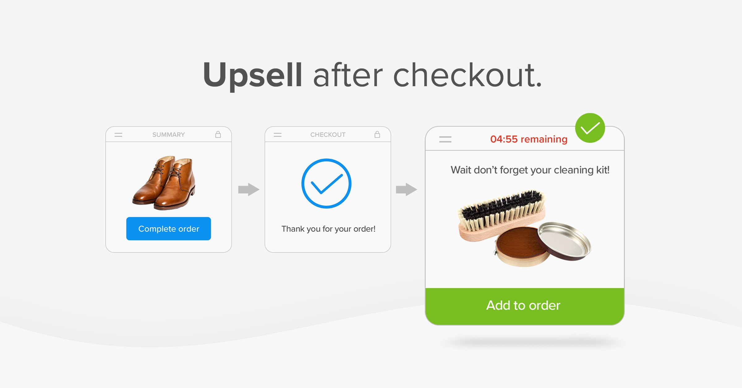 upsell-after-checkout