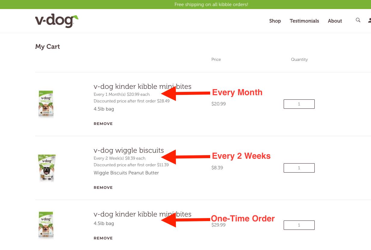 v-dog-subscriptions