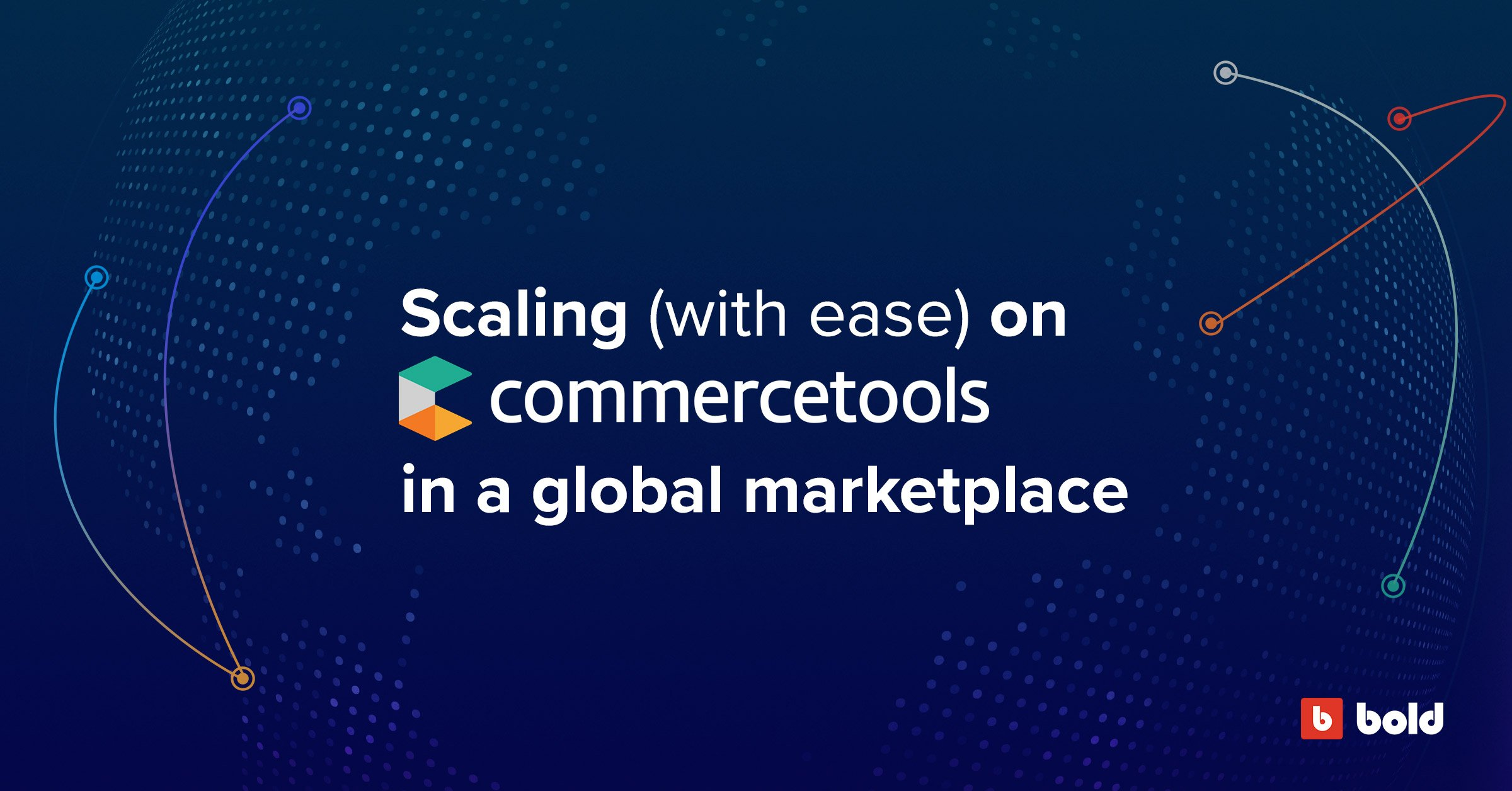 Scaling with ease on commercetools in a global marketplace