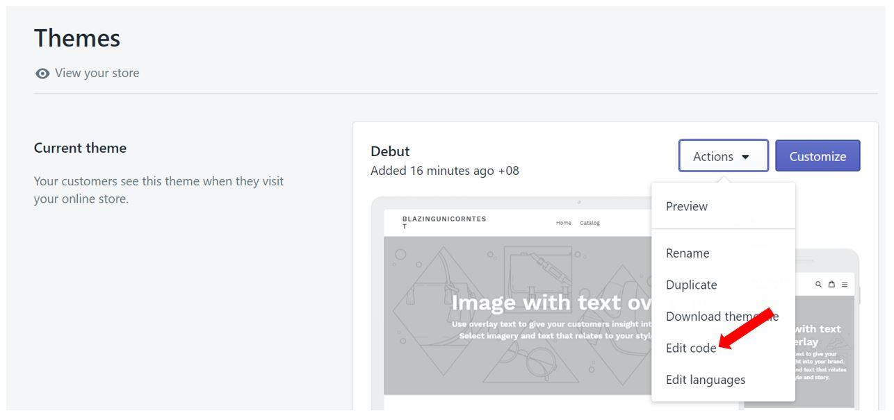 15 - facebook pixel code shopify