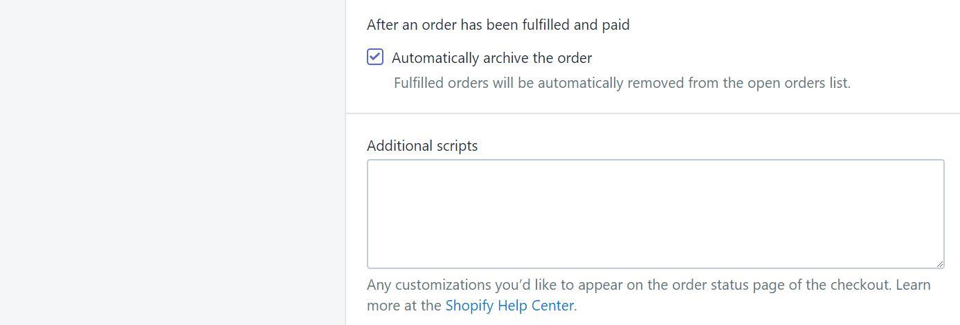 Facebook pixel code on shopify