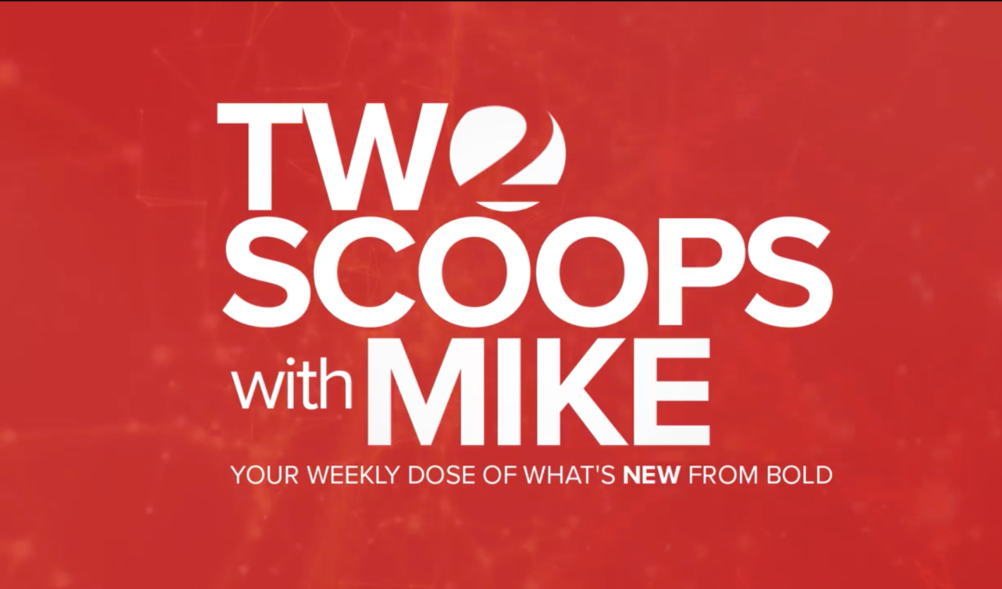 Two Scoops with Mike is born
