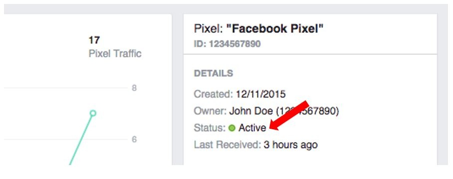 9 - checking whether facebook pixel is active