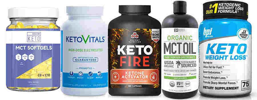 Keto Supplements to Sell Online