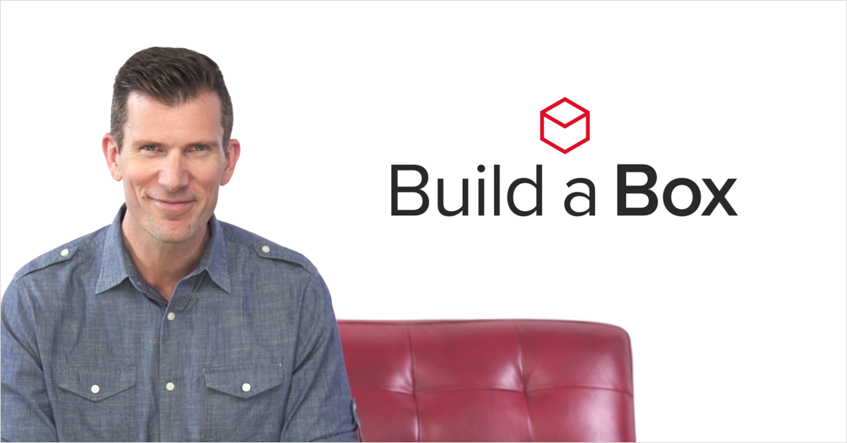 "Introducing ""Build-a-Box"" for Recurring Orders"