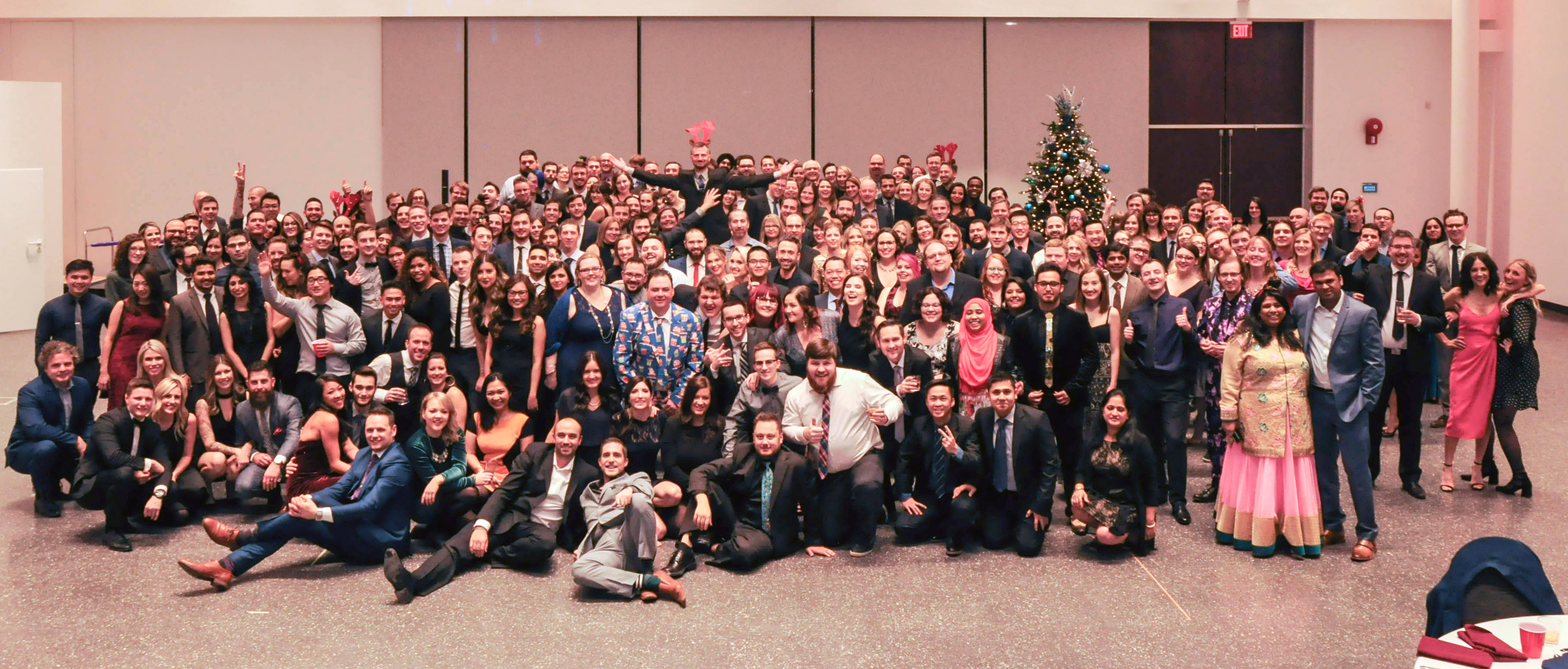 Another awesome Christmas Party in the books