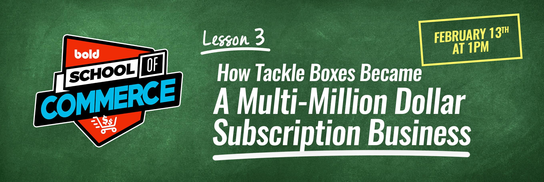 Shopify Subscription Box
