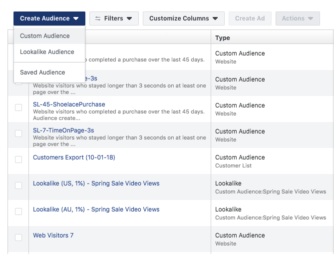 create-facebook-custom-audience