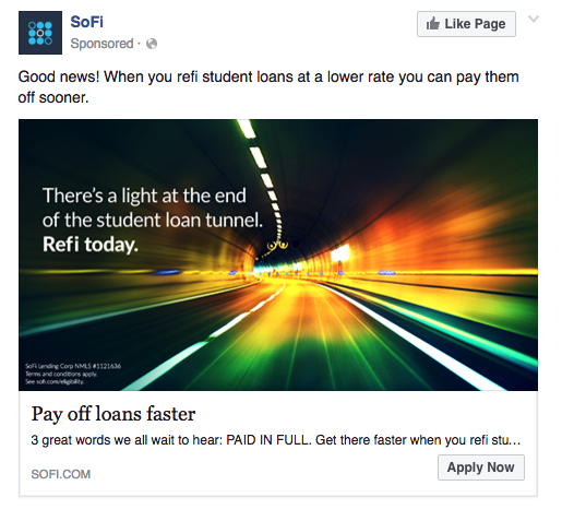 get-new-traffic-sofi-facebook-ad
