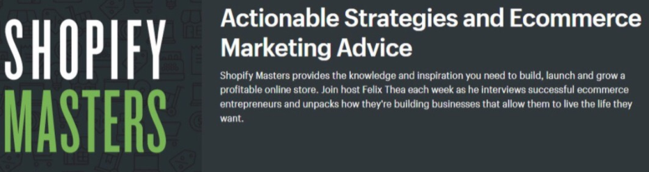 ShopifyMasterPodcast