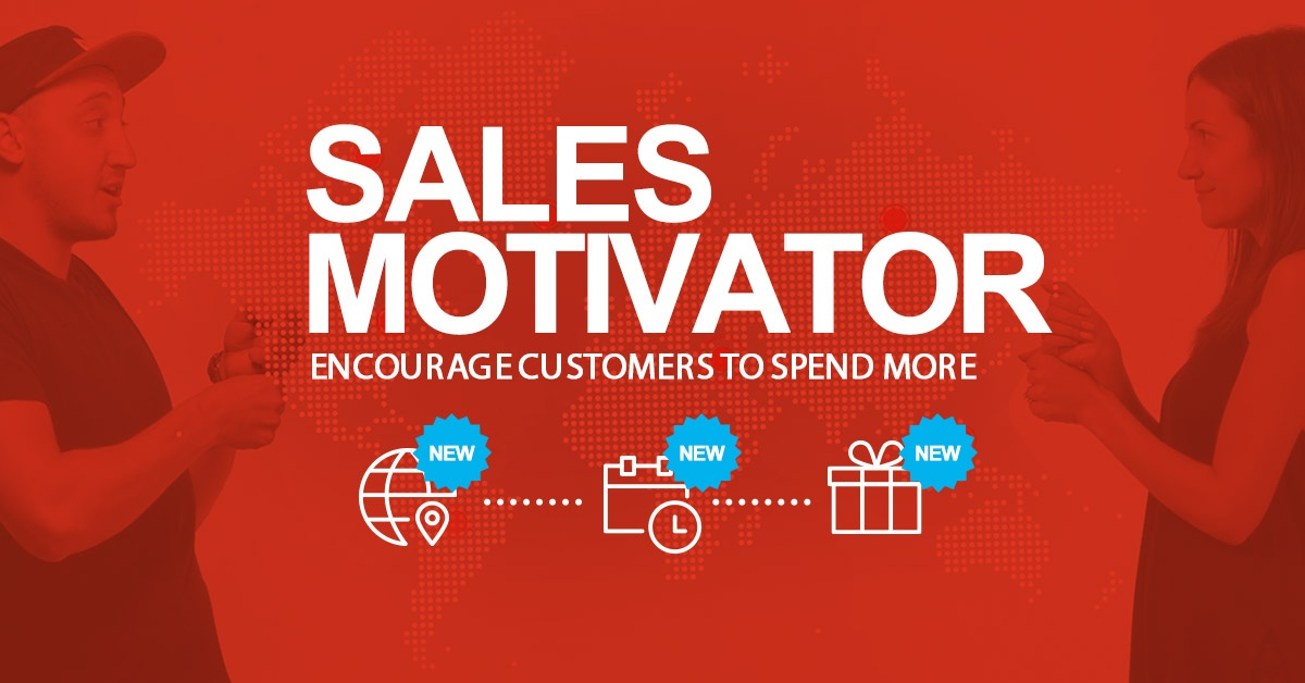 3 new features for your Shopify Sales Motivator app