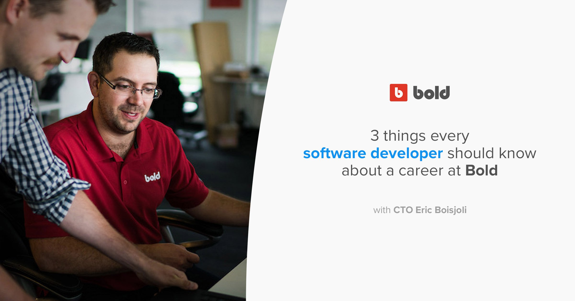 Bold Commerce Review - Software Developer