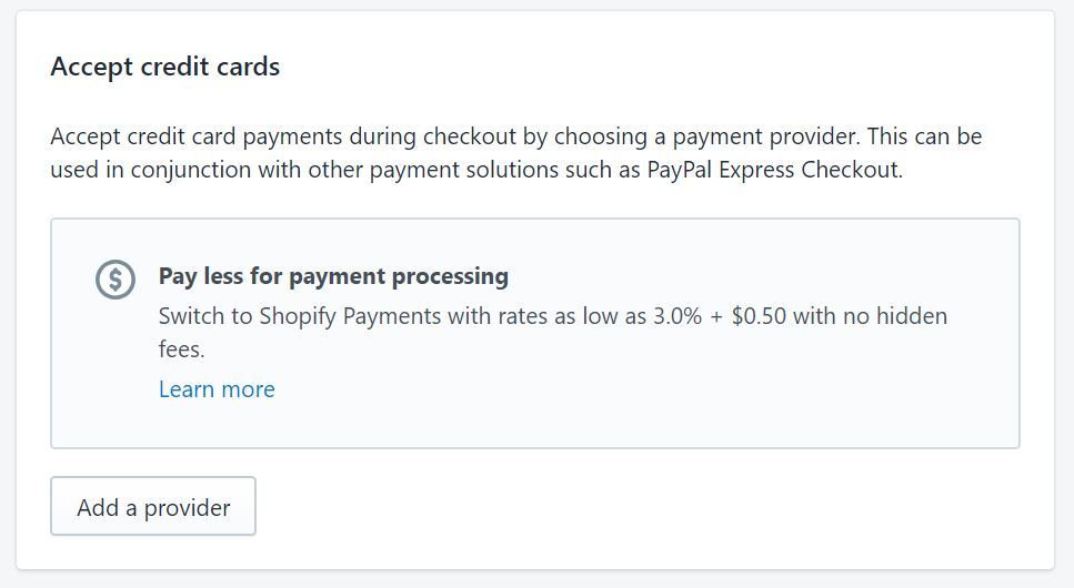 how-to-test-shopify-payment
