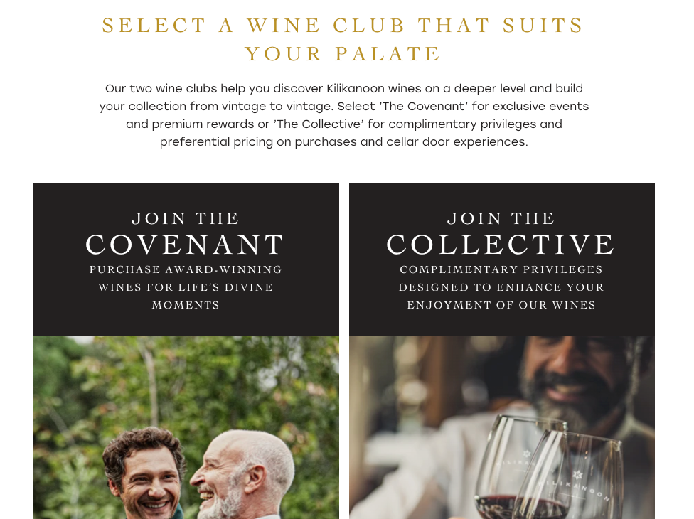 kilikanoon-wine-club-access-subscription-model