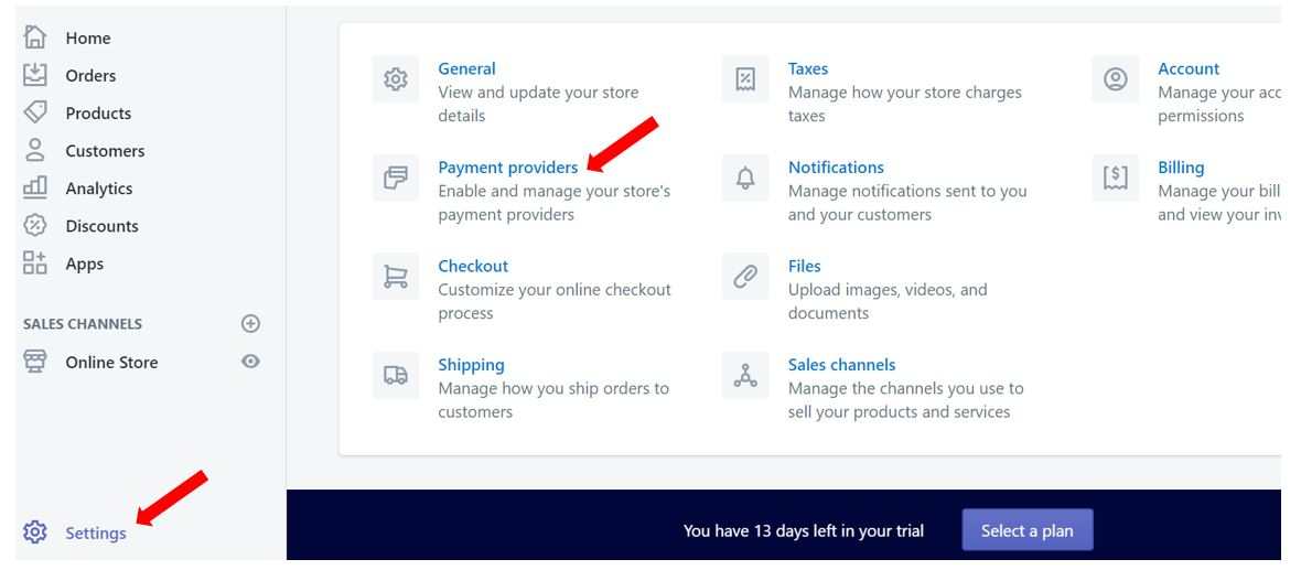 shopify-payment-settings